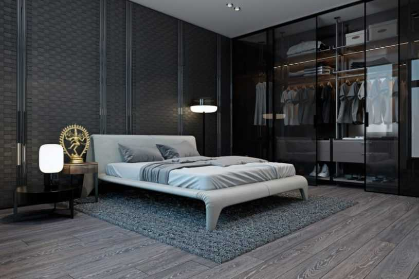 Гардеробная в спальне: как выбрать лучший проект и создать удобную и функциональную гардеробную