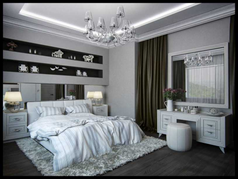 Спальня в классическом стиле: основные элементы стиля, особенности оформления и украшения спальни