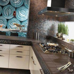 Фартук для кухни — функции, плюсы и минусы материалов изготовления, цветовые решения и узоры, лучшие идеи дизайна (фото + видео)