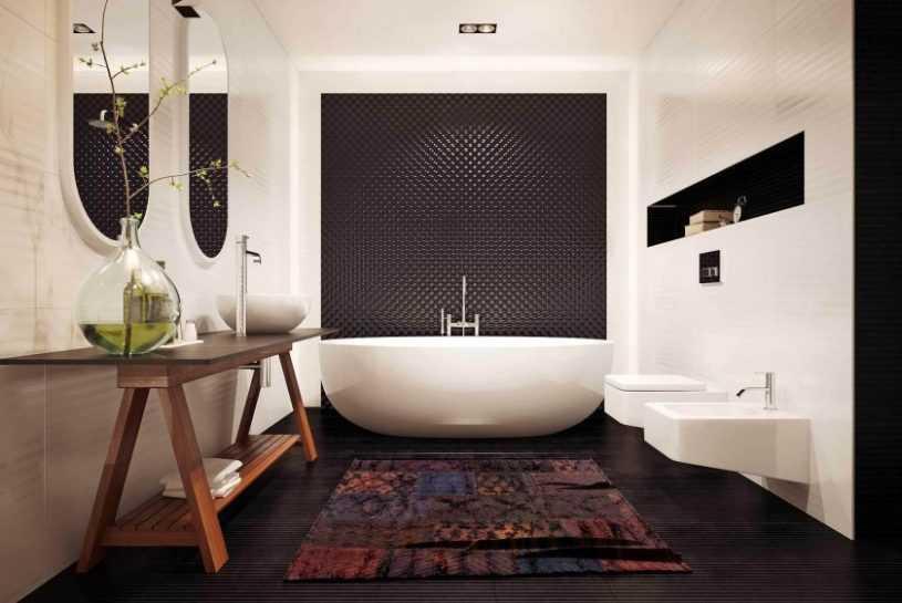 Коврик для ванной комнаты: как выбрать безопасный, красивый и оригинальный коврик