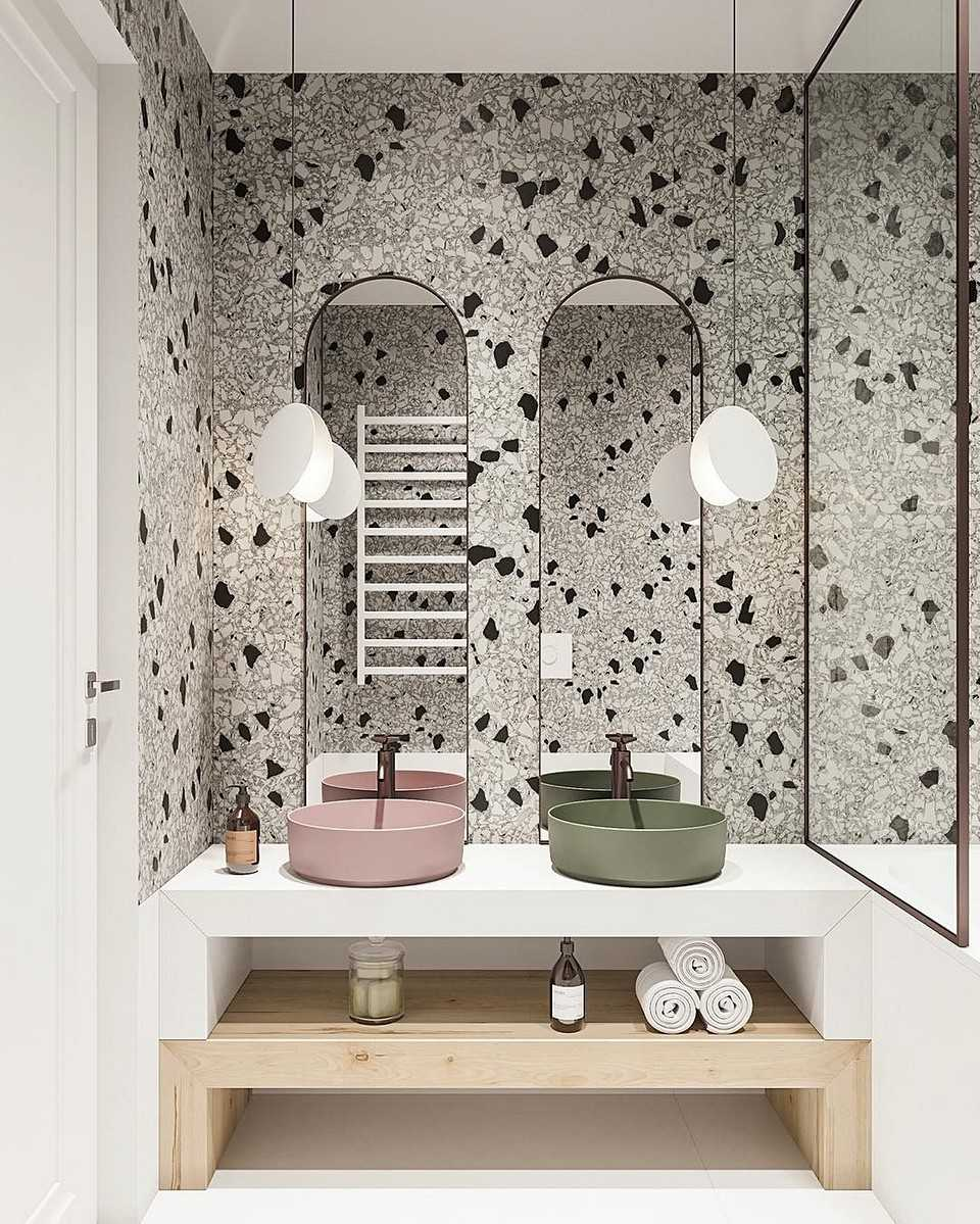 Раковина в ванную комнату | Обзор популярных моделей и правильные решения по применению