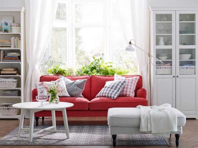Белая мебель икеа: правила сочетаний и идеальное оформления интерьера при помощи мебели белого цвета
