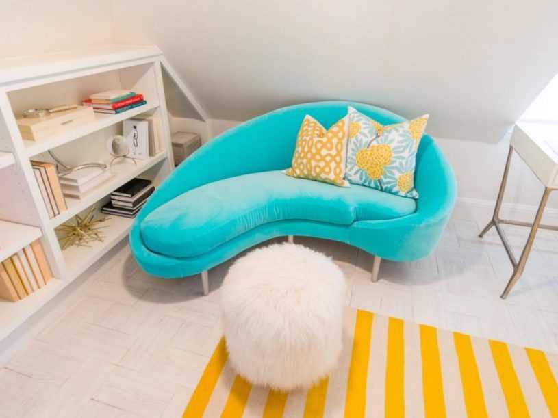 Детские диваны: советы по выбору модели и правила размещения детских диванов в интерьере