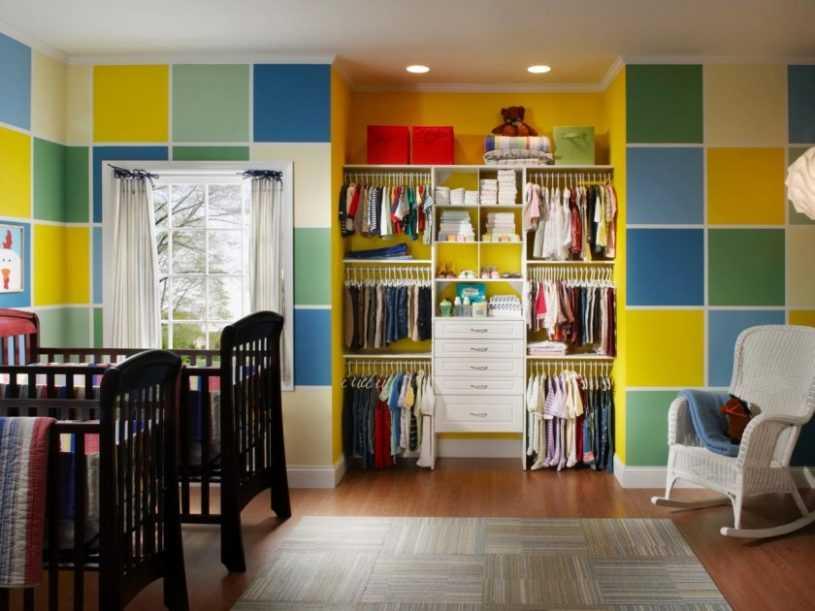 Шкаф в детскую: как разместить лучше и что нужно учесть выбирая шкаф в детскую комнату