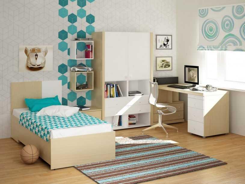 Детские спальни | Современные, стильные, актуальные варианты ремонта и оформления дизайна