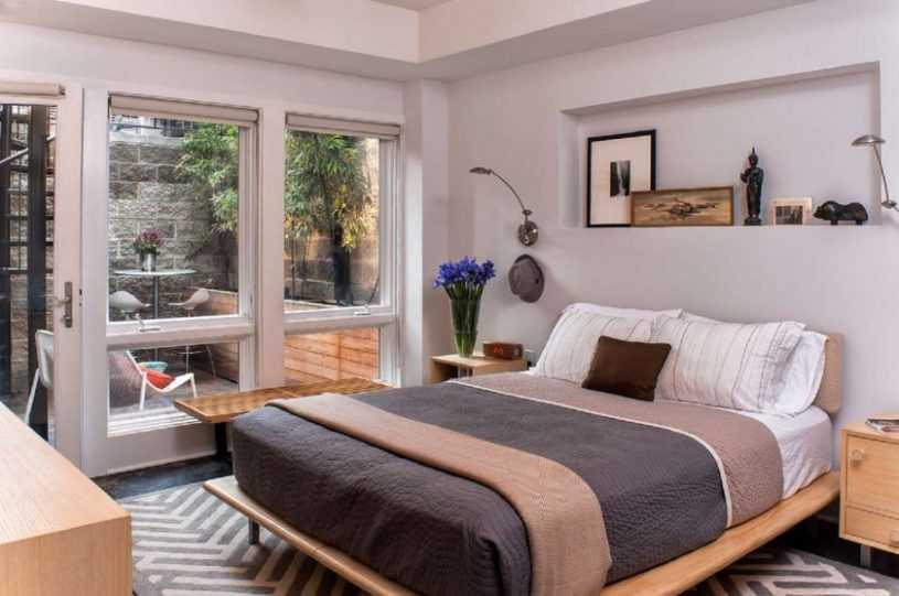 Дизайн спальни 12 м2 | Стильные идеи и красивые сочетания дизайна интерьера для спален в 12 квадратов!