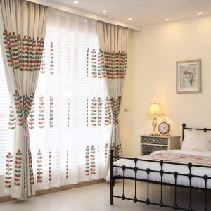 Тюль в спальню | Лучшие модели и самые интересные проекты дизайна с использованием тюлей