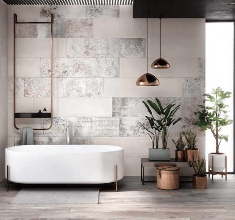 Красивая ванная комната — самые стильные проекты, актуальные сочетания и варианты оформления ванной
