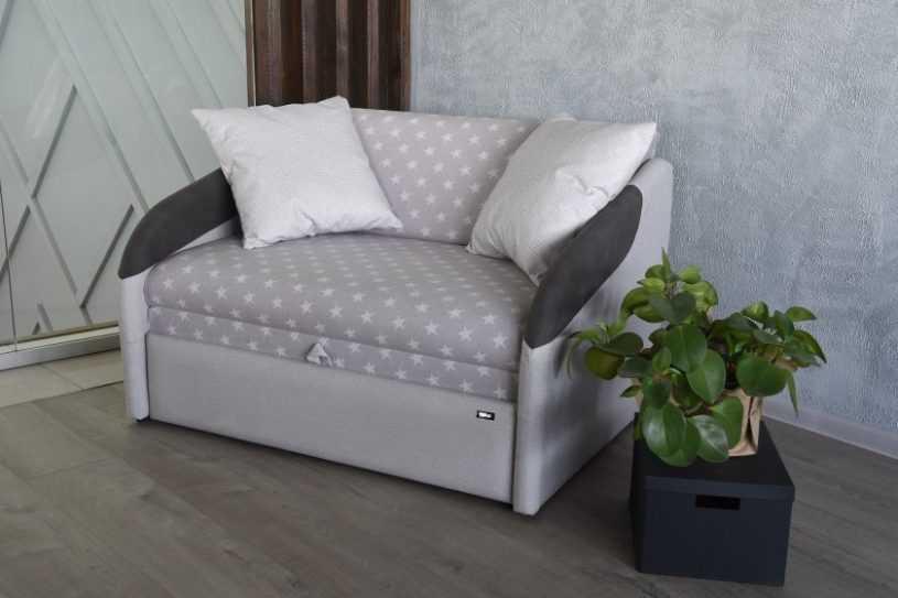 Мини диваны со спальным местом — интересные проекты и особенности применения мини диванов