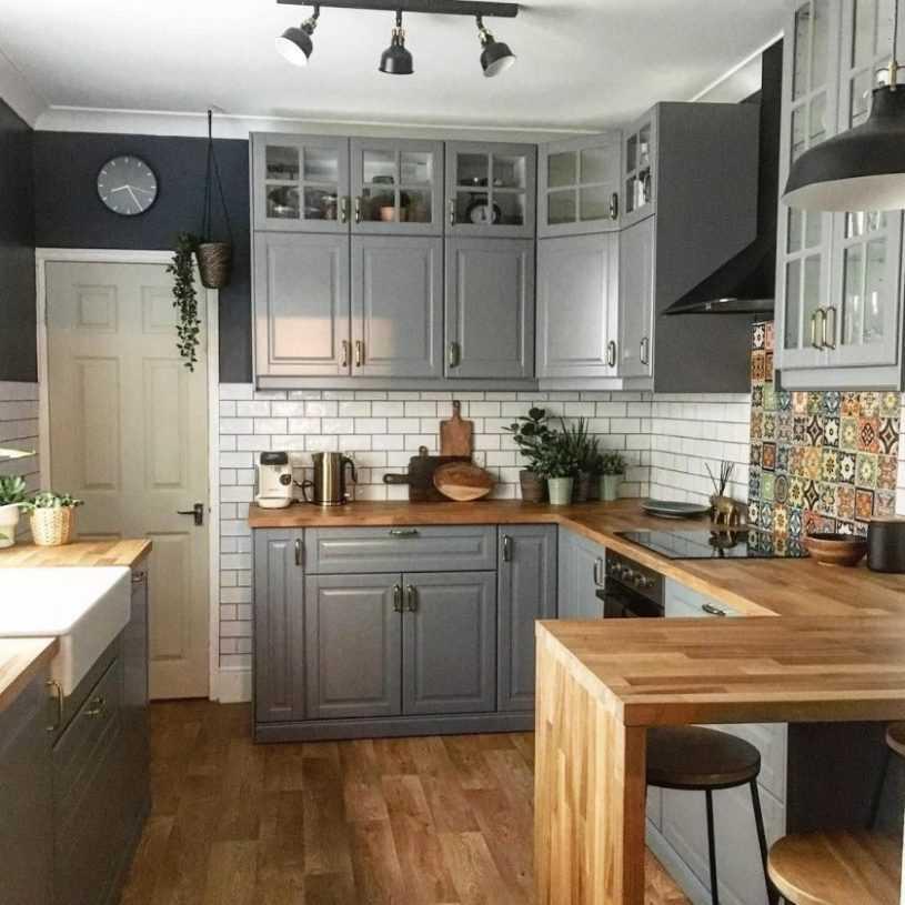 Модульные кухни: плюсы и минусы модулей. Особенности зонирования, выбор стилистики и материалов изготовления (фото + видео)