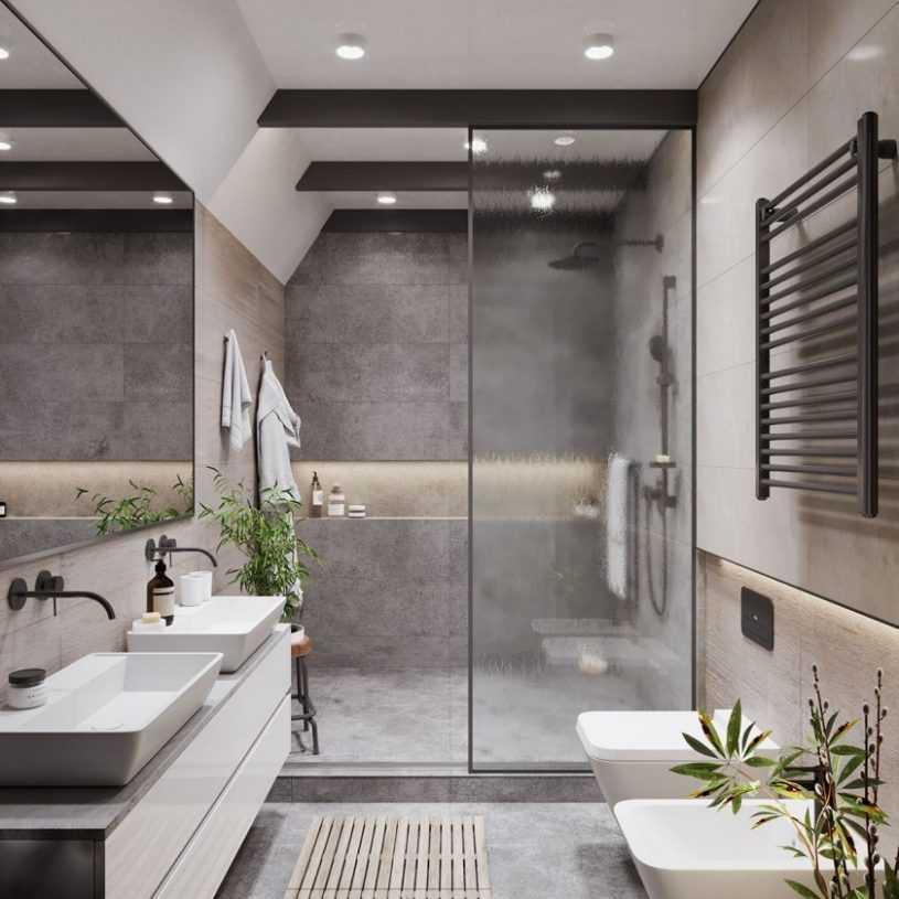 Планировка ванной комнаты — варианты совмещения и особенности создания удачной планировки