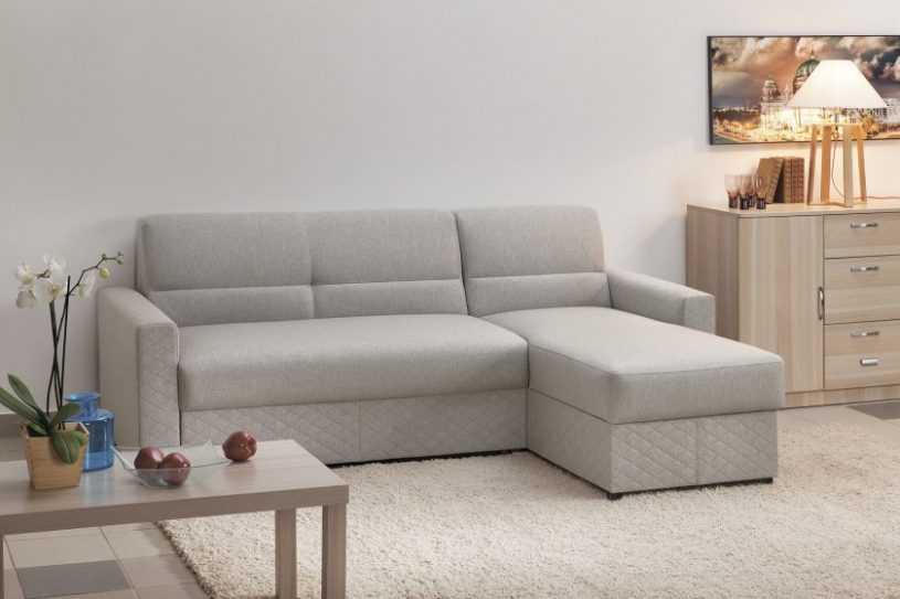 Угловой диван со спальным местом | Как правильно оформить и разместить современные угловые модели дивана