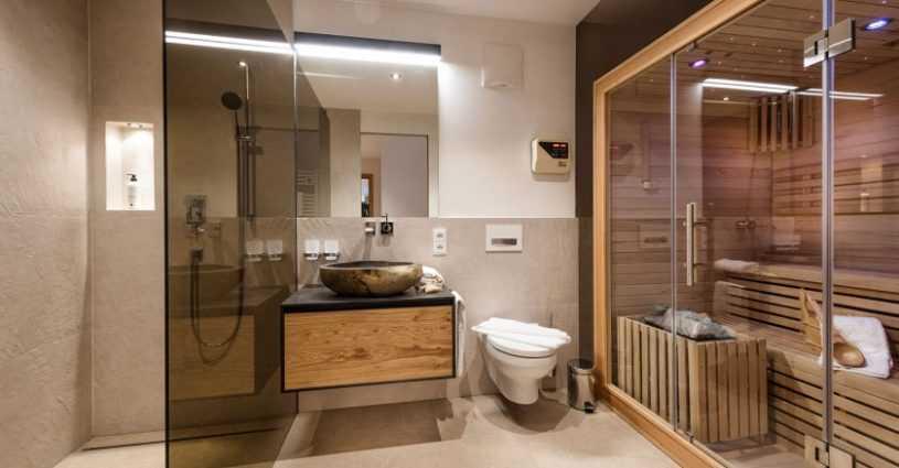 Ванная комната в квартире — подробное описание как обустроить и украсить любую ванную