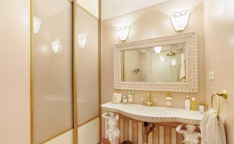 Зеркало в ванную комнату — фото популярных вариантов. Виды, размеры и формы, особенности ухода и установки своими руками