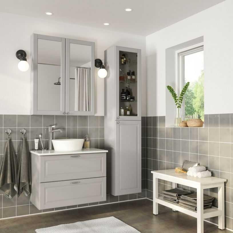 Аксессуары икеа для ванной — обзор стильных и полезных аксессуаров для принятия душа и ванной комнаты