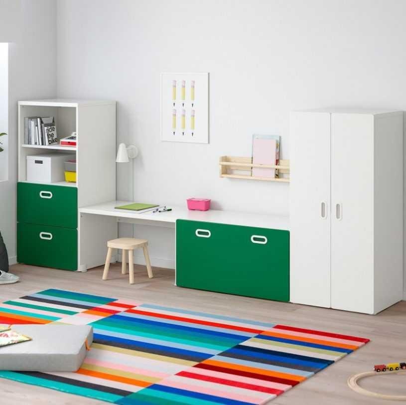 Детская комната икеа: особенности типовых решений и советы по выбору элементов интерьера