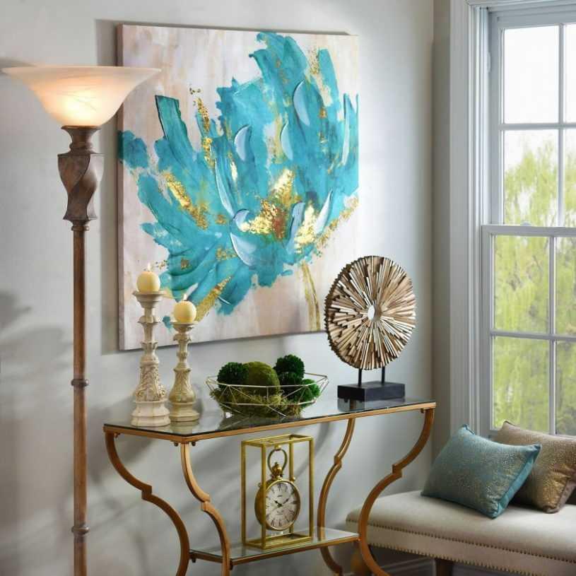 Картины для интерьера — недорогие варианты для домашнего интерьера и стильного декора