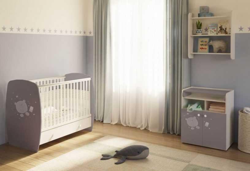 Кроватки для новорожденных: как выбрать удобную и практичную кроватку для младенцев