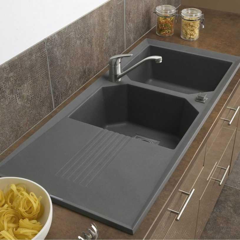 Мойка Леруа Мерлен — стильные, удобные и красивые мойки для кухни и раковины для ванной комнаты