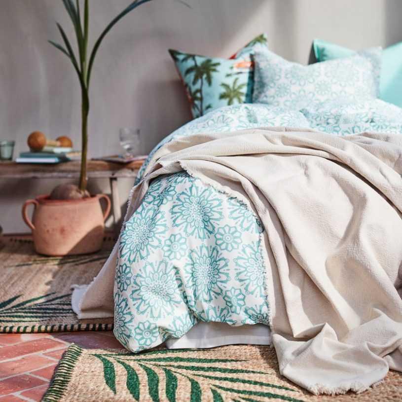 Постельное белье в ИКЕА — фото примеры актуальных комплектов белья с примерами использования