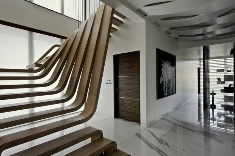 Прихожая в стиле хай тек — стильные и актуальные варианты современного дизайна для холлов