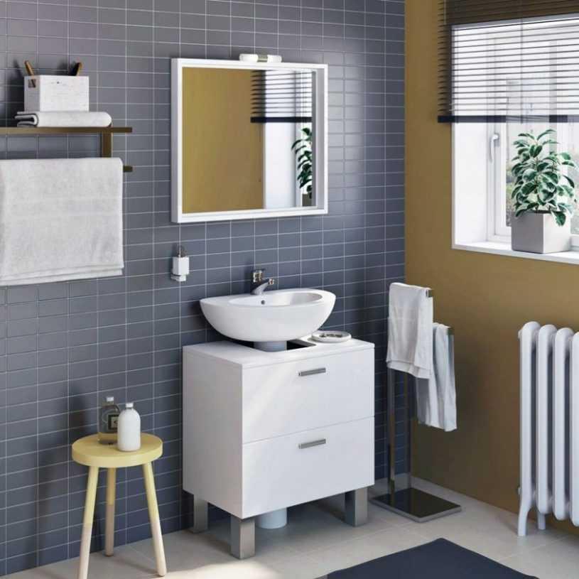 Раковина в леруа мерлен: выбор для создания стильного дизайна интерьера ванной комнаты