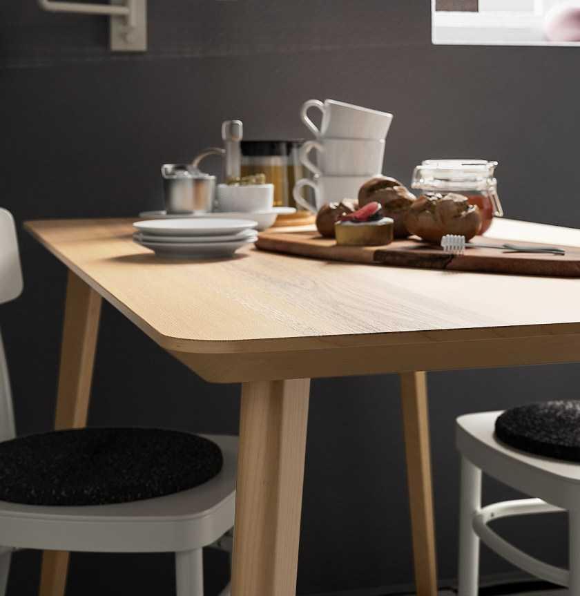 Столики ИКЕА: варианты оформления и применения столов и столиков от ИКЕА (170 фото)