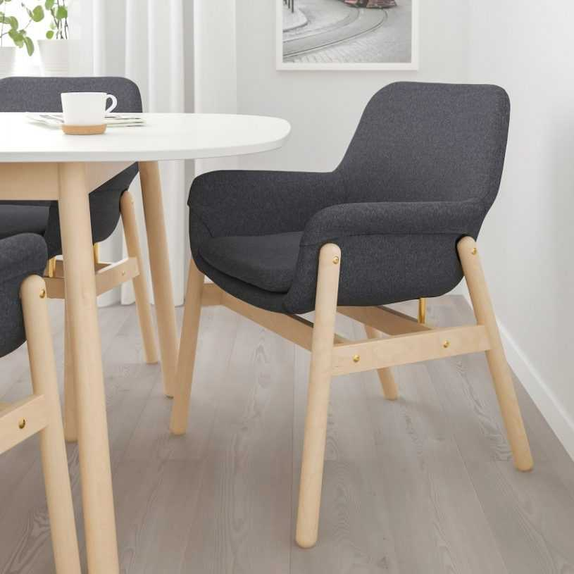 Стулья икеа — особенности выбора и применения в дизайне интерьера стульев от ИКЕА (185 фото)