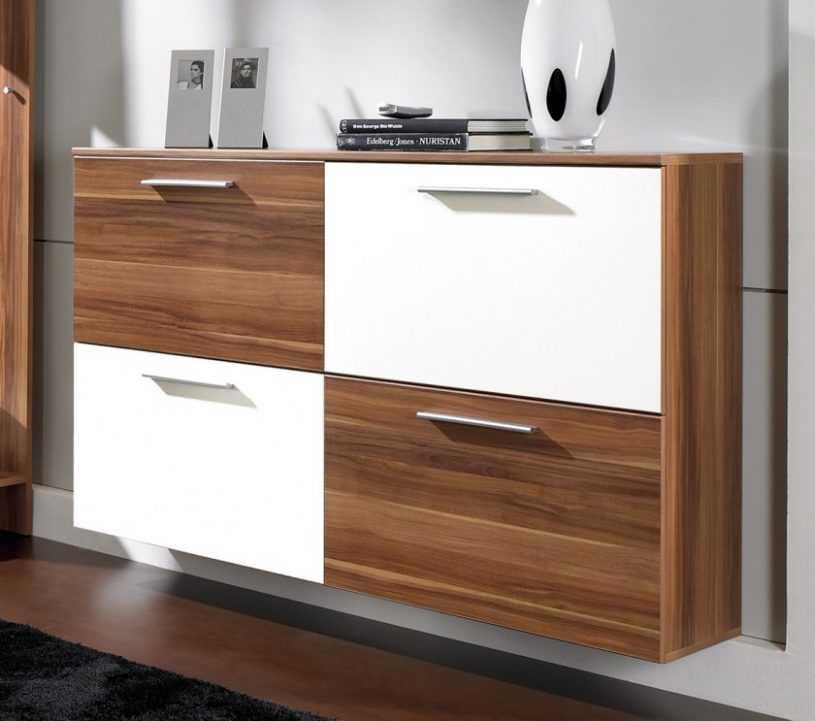 Тумбочка в прихожую — советы по выбору и лучшие варианты использования мебели в прихожей