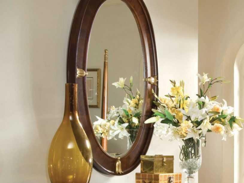 Зеркало в прихожую: подробное описание применения и размещения зеркал в прихожих